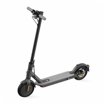 Электросамокат Xiaomi Mi Electric Scooter 1S (Черный) —
